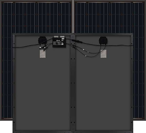 Ausave Solar Electricity Panels - our solar system