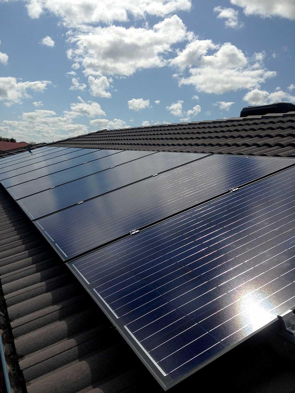 Ausave Solar Electricity Panels